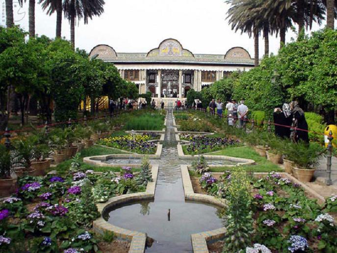 'گردش در شیراز