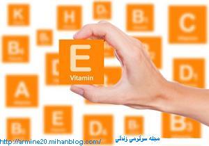 محافظت از حافظه با ویتامین E